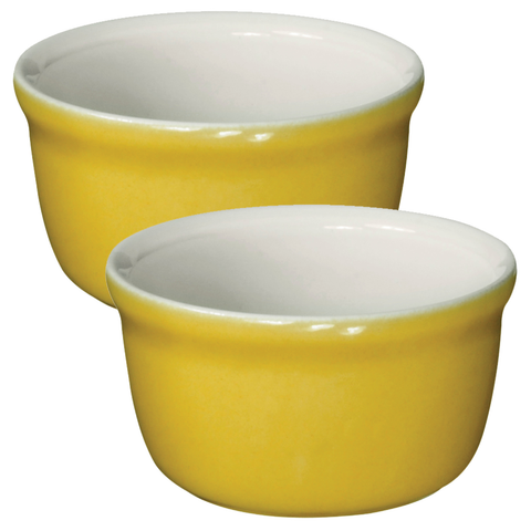 EMILE HENRY LEAVES RAMEKIN, SET OF 2
