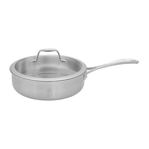 ZWILLING SPIRIT 3-PLY 3-QUART STAINLESS STEEL SAUTE PAN