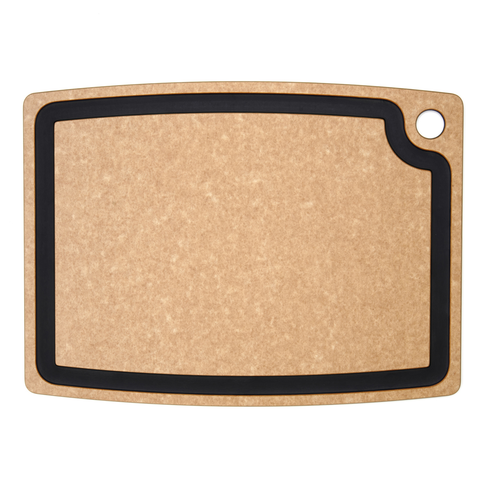 EPICUREAN GOURMET SERIES 17.5'' X 13'' CUTTING BOARD - NATURAL/SLATE