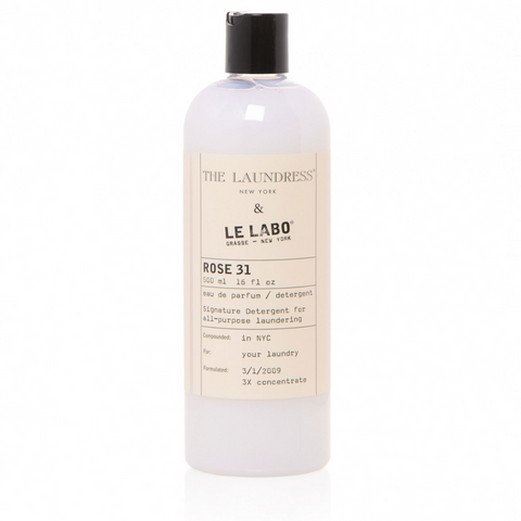 THE LAUNDRESS LE LABO ROSE 31 SIGNATURE DETERGENT 16 FL OZ