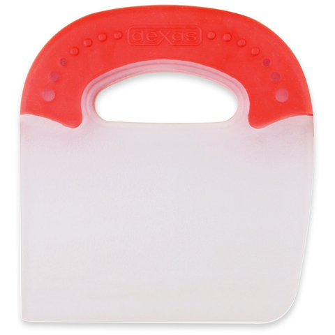 DEXAS JELLI PLASTIC CHOP & SCOOP POT AND PAN SCRAPER