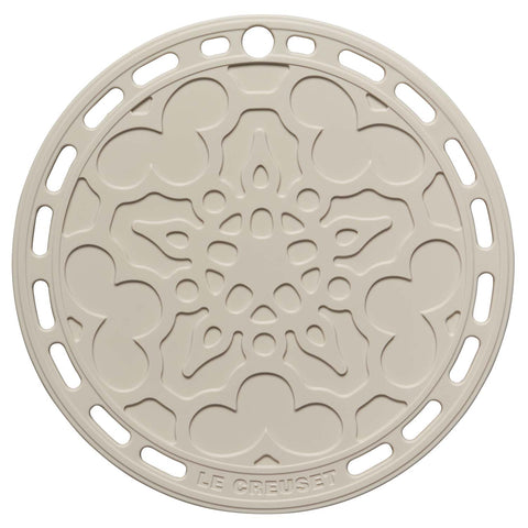 LE CREUSET 8'' FRENCH TRIVET - MERINGUE