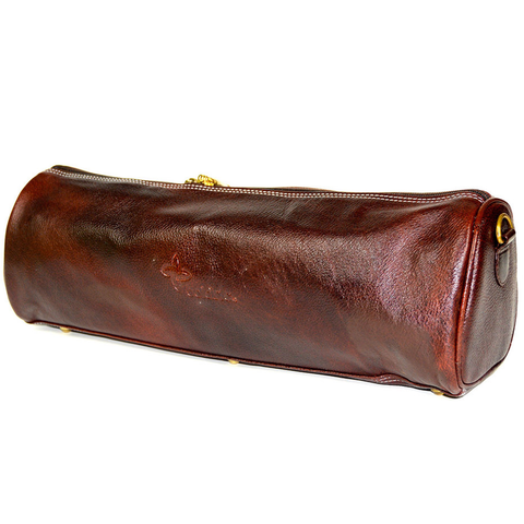 BOLDRIC DUFFLE KNIFE BAG - BROWN
