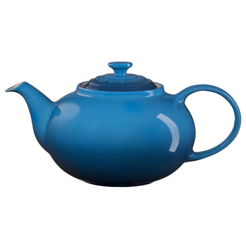 LE CREUSET 1.4-QUART TRADITIONAL TEAPOT - MARSEILLE
