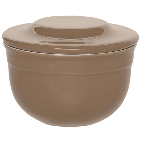 Emile Henry Butter Pot - Oak