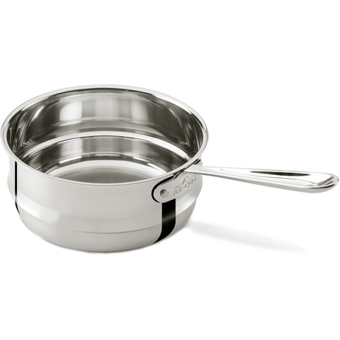 ALL-CLAD STAINLESS STEEL 3-QUART DOUBLE BOILER INSERT