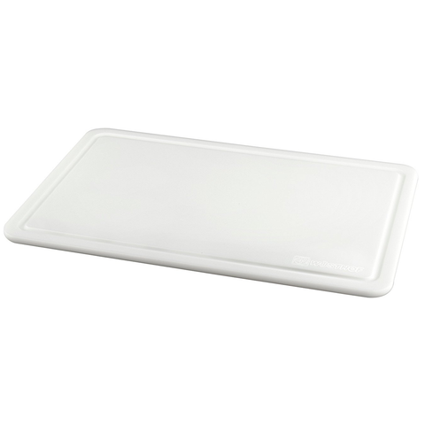 WUSTHOF WHITE POLY MEDIUM CUTTING BOARD