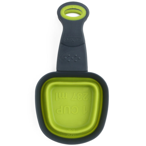 Dexas Collapsible KlipScoop™, Green