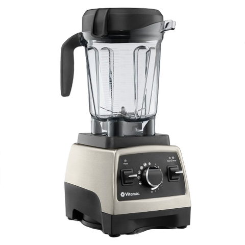 Vitamix G-Series Professional Series 750 Blender - Heritage Brushed Stainless Metal Finish