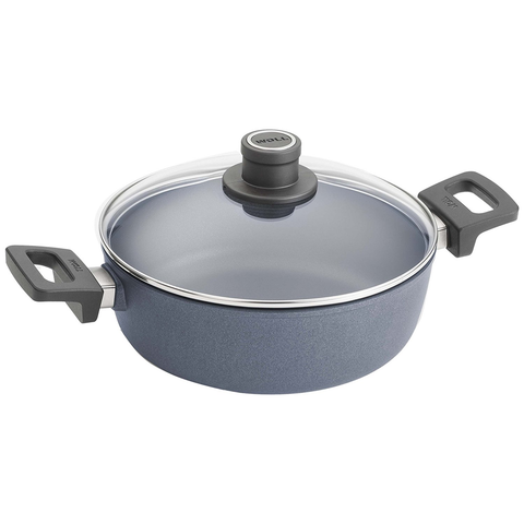 WOLL DIAMOND PLUS/DIAMOND LITE 9.5'' CASSEROLE PAN WITH LID