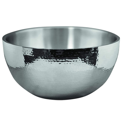 Hammer Stahl Stainless Steel 6-Quart Hammered Bowl