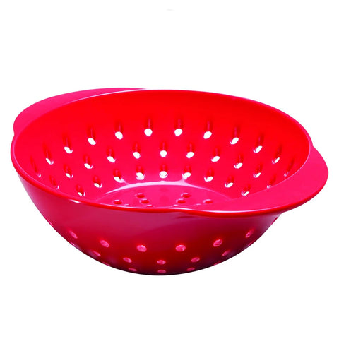Tovolo Mini Melamine Berry Colander - Candy Apple