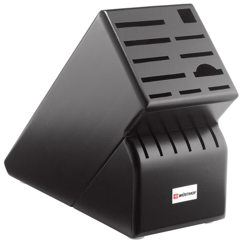 Wusthof 17-Slot Storage Block - Black