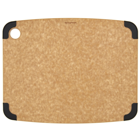 Epicurean NonSlip Series Cutting Board, 14.5'' x 11.25'', Natural/Brown