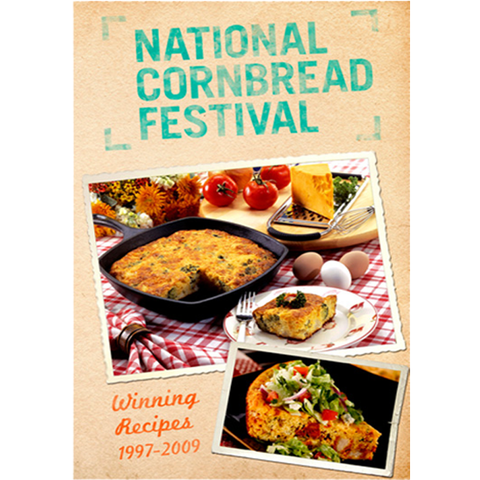 LODGE WINNING RECIPES FROM THE NATIONAL CORNBREAD FESTIVAL