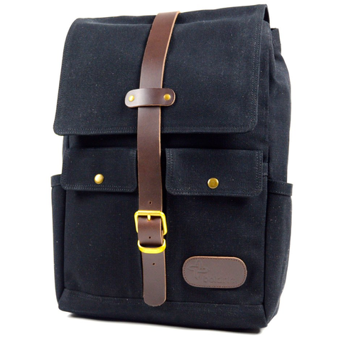 BOLDRIC BUCKLEUP BACKPACK - BLACK