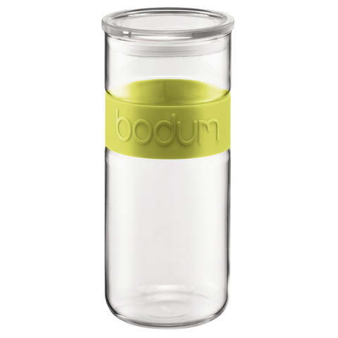 Bodum Presso 85-Ounce Storage Jar, Green