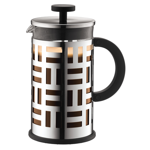 BODUM EILEEN 3-CUP FRENCH PRESS - CHROME