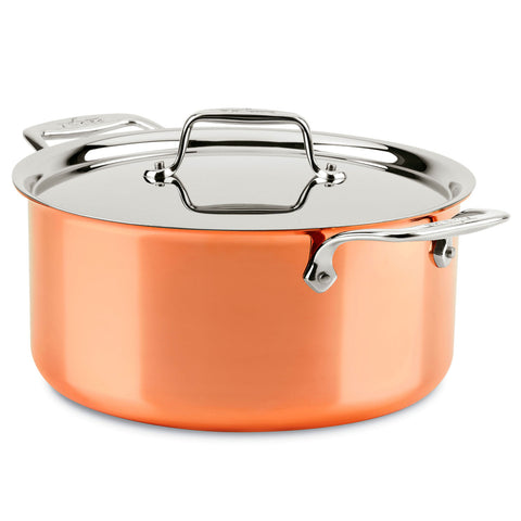 All-Clad C4 Copper 8-Quart Stockpot