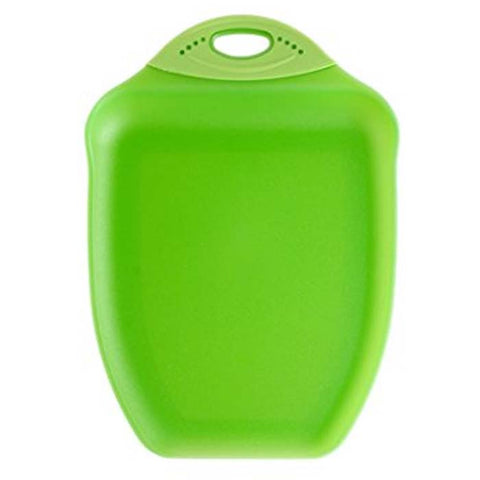 DEXAS CHOP & SCOOP 9.5'' X 13'' CUTTING BOARD - GREEN