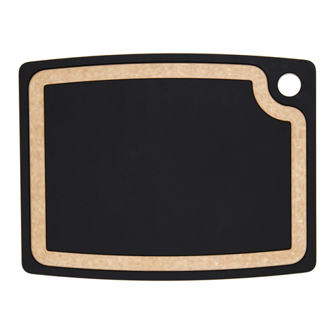 EPICUREAN GOURMET SERIES 14.5'' X 11.25'' CUTTING BOARD - SLATE/NATURAL