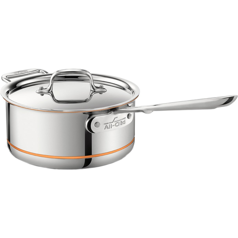 ALL-CLAD COPPER CORE® 3-QUART SAUCE PAN