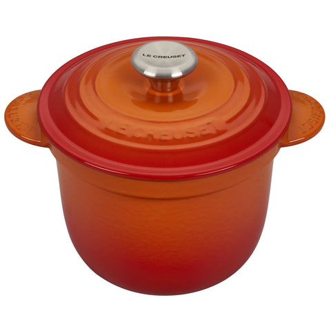Le Creuset Cast Iron Rice Pot - Flame