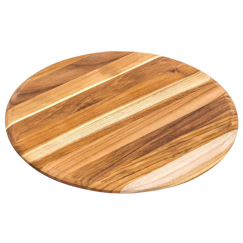 Teakhaus Large Round Cutting and Serving Board