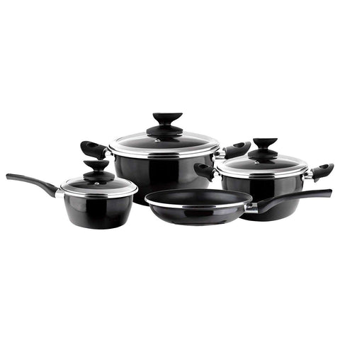 MAGEFESA FIT 7-PIECE PORCELAIN COOKWARE SET