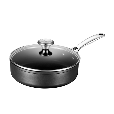 LE CREUSET 3.5 QUART TOUGHENED NONSTICK SAUTE PAN