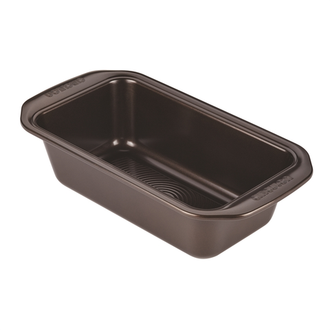 CIRCULON 9'' X 5'' LOAF PAN - CHOCOLATE BROWN
