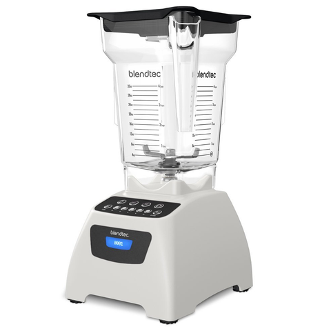 BLENDTEC CLASSIC 575 FOURSIDE - POLAR WHITE