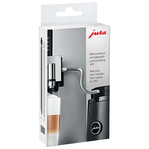 Jura Milk Pipe With Stainless Steel Casing HP2 (GIGA Series)