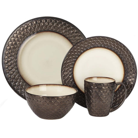 Cuisinart Anais Collection Stoneware Dinnerware Set