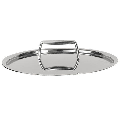 CRISTEL CASTEL PRO 6.0'' STAINLESS LID