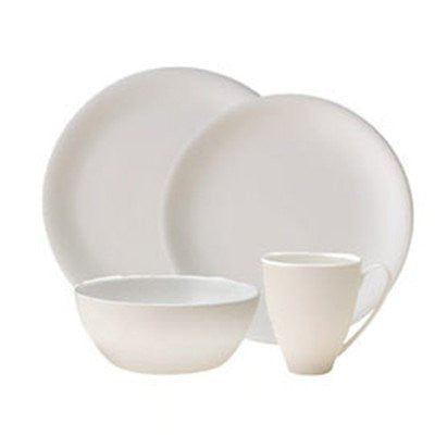 China by Denby 4-piece Place Setting, Service for 1