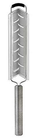 Cuisipro Shaver Rasp V-Grater, Stainless Steel