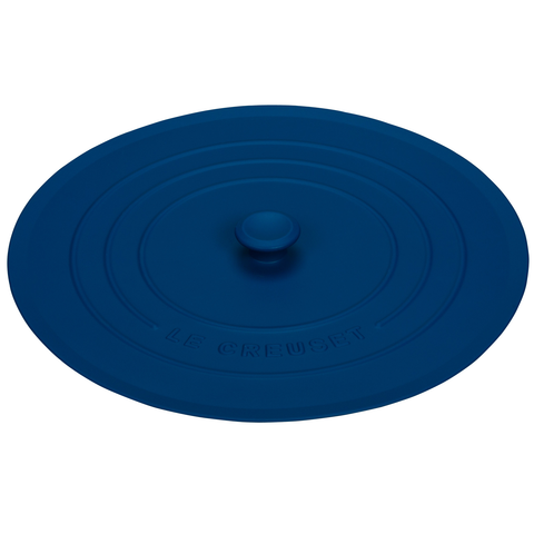 "LE CREUSET 11"" SILICONE LID - MARSEILLE"