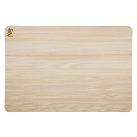 SHUN HINOKI CUTTING BOARD - LARGE