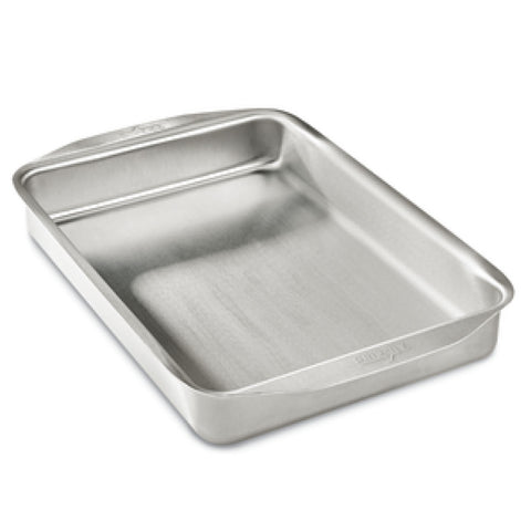 "All-Clad D3 Stainless Ovenware 9""x13"" Baking Pan"