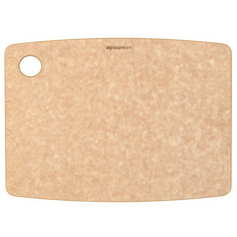 Epicurean Kitchen Series 12'' X 9'' Cutting Board - Natural