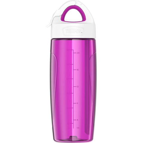 THERMOS 24-OUNCE SPORT BOTTLE WITH COVERED STRAW
