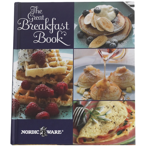 NORDIC WARE THE GREATEST BREAKFAST BOOK