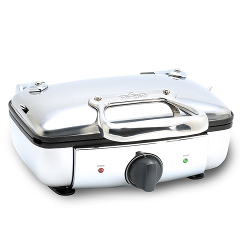 ALL-CLAD 2-QUARE BELGIAN WAFFLE MAKER/KITCHEN