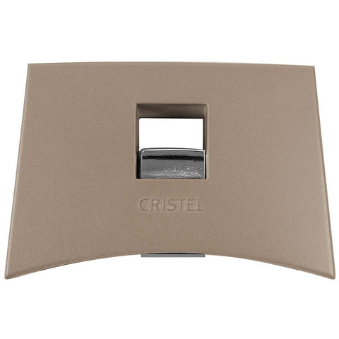 CRISTEL MUTINE SIDE HANDLE - TAUPE