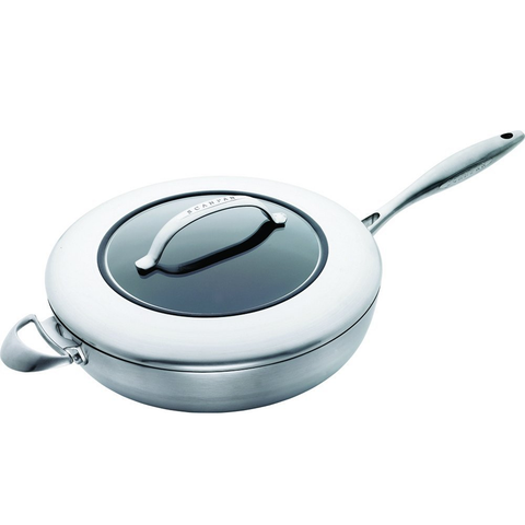 SCANPAN CTX 4.75-QUART SAUTE PAN WITH LID