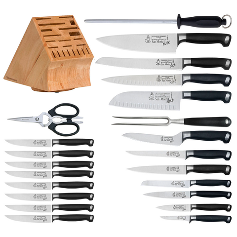 MESSERMEISTER SAN MORITZ ELITÉ 23 PIECE ULTRA BLOCK SET