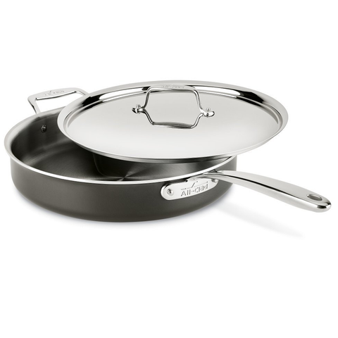 ALL-CLAD LTD 6-QUART SAUTE PAN