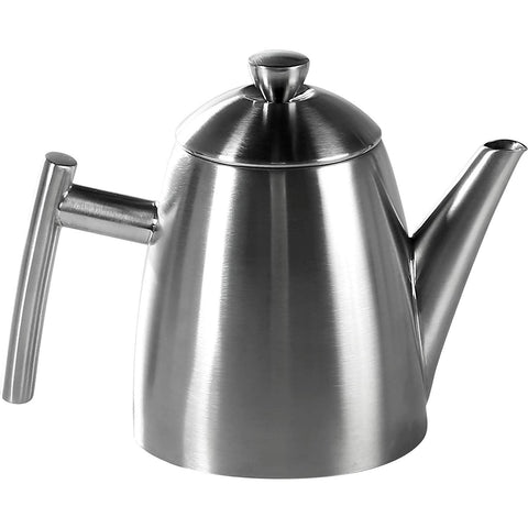 Frieling Primo 34-Ounce Teapot w/ Infuser - brushed finish