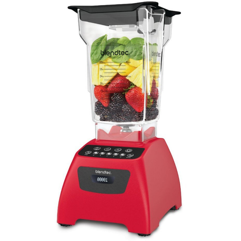 BLENDTEC CLASSIC 575 FOURSIDE - POPPY